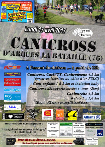 Plaquette Canicross Arques 2017 (1)